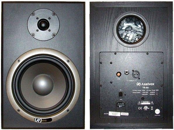 AXELVOX TR-8A Студийный звуковой монитор