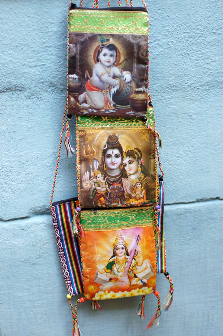 Сумочка Маленький Кришна (отправка из Индии)