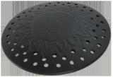 Решётка для нержавеющей стали, керамического и мраморного покрытий