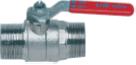Запорный кран  на вход  холодной воды (без фильтра) KHG 71405261