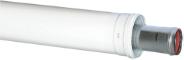 Коаксиальное удлинение диам. 60/100 мм, длина 1000 мм   KHG 714101710