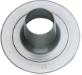 Изолирующая накладка для гориз. крыш, диам. 80/125 мм, HT   KHG 71409361