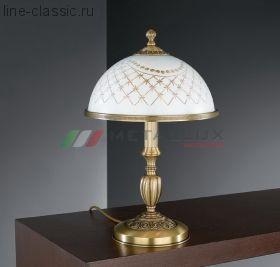 Настольная лампа RECCAGNI ANGELO Р 7002 М