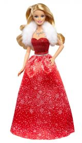 Кукла Барби Праздничная, 2014, BARBIE