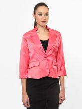 Пиджак женский розовый
