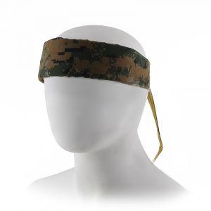Сандана Full Clip Headband - Digi Woodland