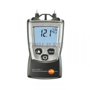 Testo 606-1 - измеритель влажности древесины и стройматериалов