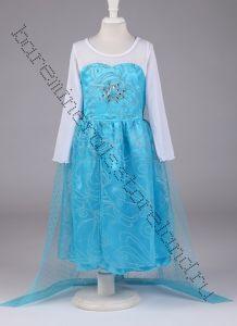 Костюм Эльзы платье Холодное сердце рост 120, 130 см размер в размер