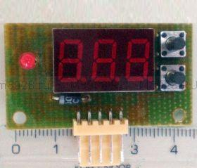 Устройство контроллера заряда-разряда аккумулятора ВРПТ - 0,36