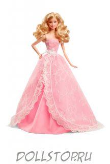 "Birthday Wishes Barbie Doll  Кукла Барби ""Пожелание ко Дню Рождения"" 2015"