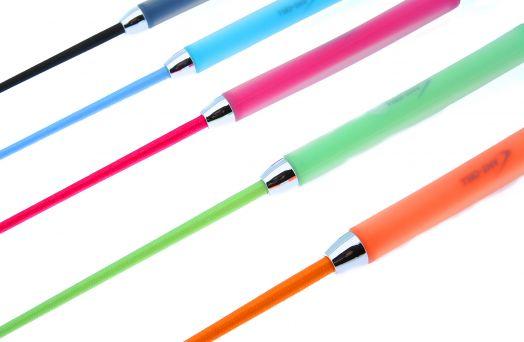 Хлыст конкурный 65 см. LAMI-CELL Цветной.