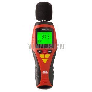 ADA ZSM 330 - измеритель уровня шума