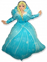 "Холодное сердце, принцесса Эльза, 32""/ 81 см"