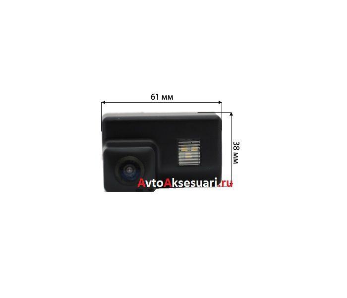 Камера заднего вида для Peugeot 5008