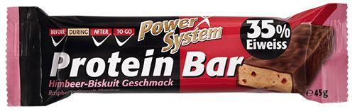 Protein Bar, Малина - бисквит (45 гр.)
