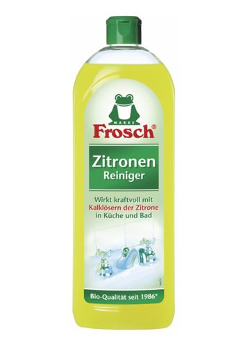 Frosch Универсальное чистящее средство (лимон), 0,75 л