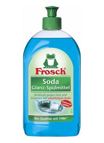 Frosch Концентрированное средство для мытья посуды с содой 0,5 л