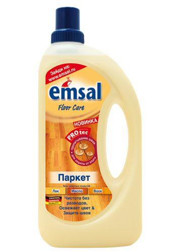 Emsal Паркет (средство для ухода за паркетом), 1 л