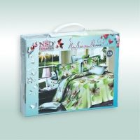 Упаковка постельное белье из поплина коллекция Наслаждение, ТМ NeSaDen