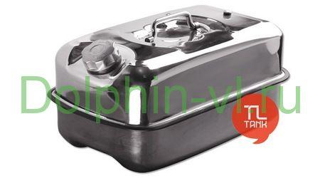 Канистра нержавеющая сталь АТ-20 20 литров