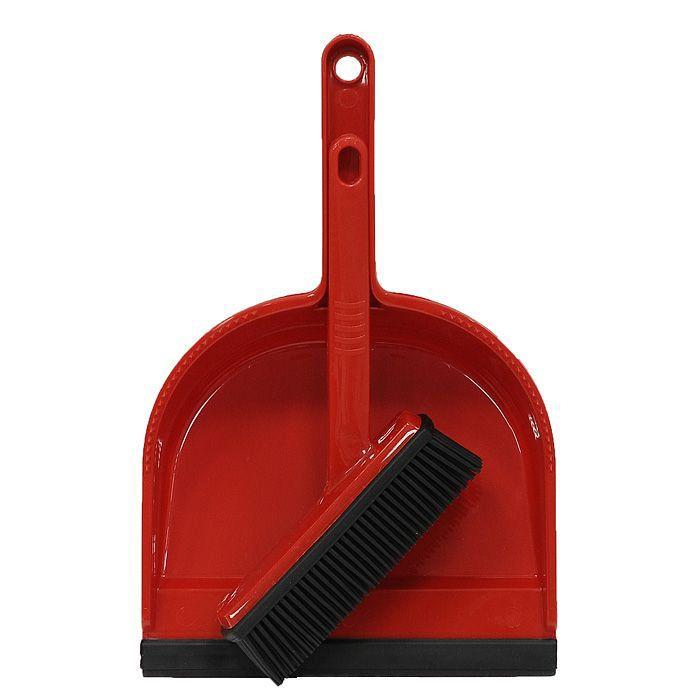 Rival Экспресс Набор для уборки (резиновая щётка + совок)