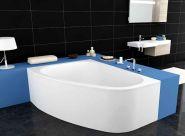 Акриловая ванна Kolpa San Chad L/R (170х120) Basis