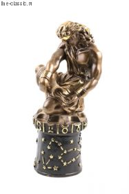 """Скульптура Империя Богачо Знак зодиака """"Водолей"""" (22003 Б)"""