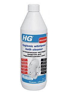 HG Гигиеническое чистящее средство для гидромассажных ванн 1 л