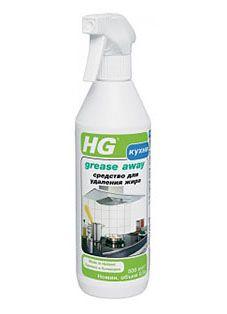HG Средство для удаления жира 500 мл