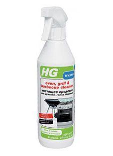 HG Чистящее средство для духовки, гриля, барбекю 500 мл