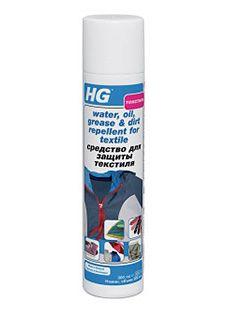 HG Освежитель для текстиля 400 мл