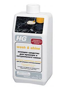 HG Моющее средство для мрамора и натурального камня 1000 мл