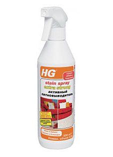 HG Активный пятновыводитель 500 мл