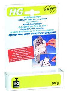 HG Средство для очистки утюгов 50 г