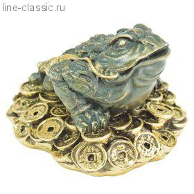 Скульптура Империя Богачо Символ достатка и благополучия мал.(22433 Б)