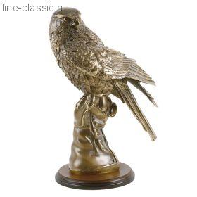 Скульптура Империя Богачо Соколиная охота (22131 Б)