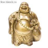 Скульптура Империя Богачо Хотей № 15 (22395 Б)