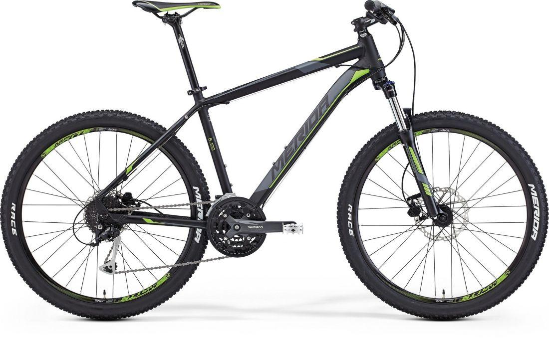 "Велосипед Merida Matts 6.100 (2015) 26"""