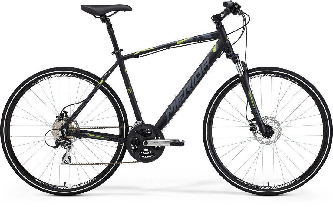 Велосипед Merida CROSSWAY 20-MD (2015)