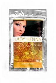 Маска для волос на основе Амлы  (LADY HENNA), 100г