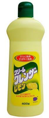 """537450 """"Daiichi"""" Моющее средство для кухни на кремовой основе с ароматом лимона, 400г"""