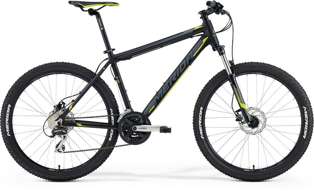 Велосипед Merida Matts 6. 20-D (2015)