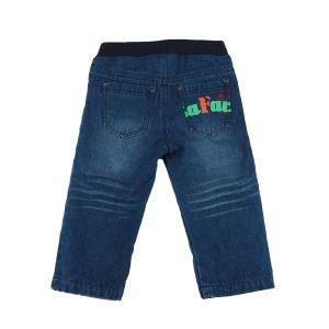 012-231 джинсы для мальчика сафари