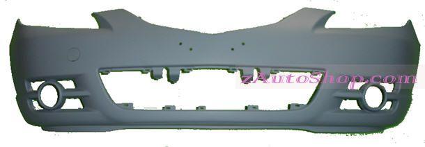 MAZDA 3 (BK) 10.03 - 07.09 :Бампер передний (под покраску, негрунтов.)