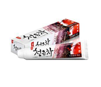 Корейская лечебная зубная паста Восточный Красный чай KeraSys 125uh