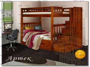 Кровать двухъярусная Артек (ВМК Шале)