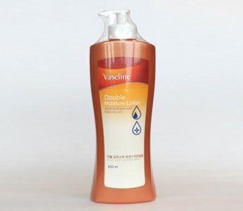 Лосьон с двойным эффектом увлажнения Vaseline Ю.Корея