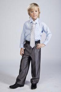 Рубашка для мальчика с длинными рукавами