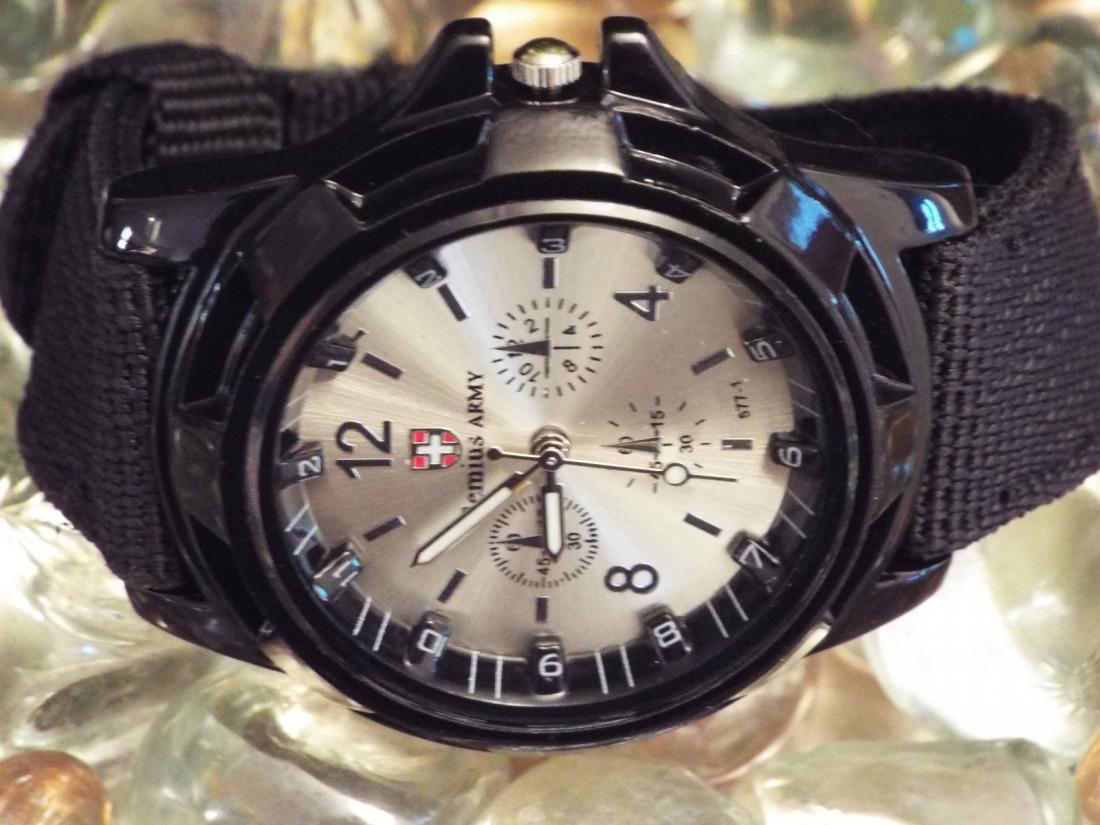 Часы Gemius Army черные