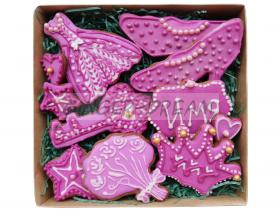 Эксклюзивные подарки девушке Пряники «Приданное принцессы»